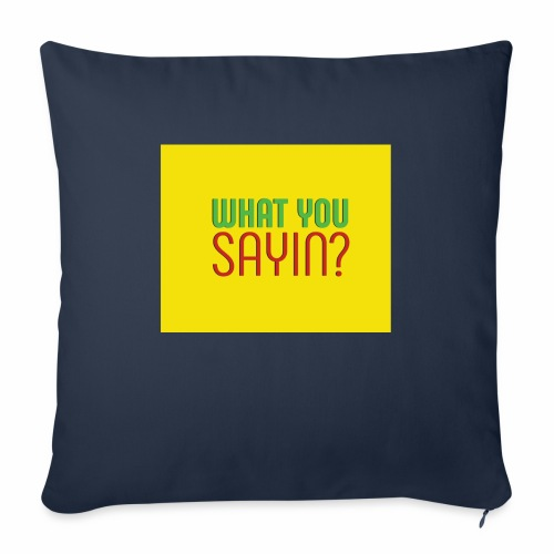 image - Sofa pillowcase 17,3'' x 17,3'' (45 x 45 cm)