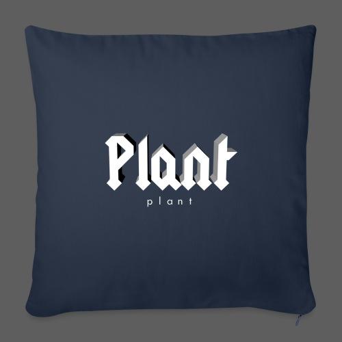 Plant 3D - Sofakissenbezug 44 x 44 cm
