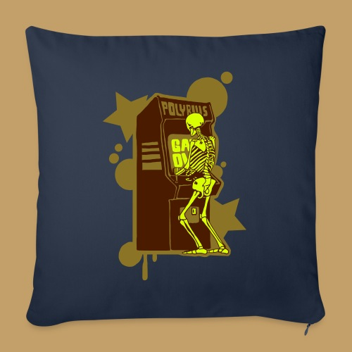 Hi-Score Gold and Neon - Poszewka na poduszkę 45 x 45 cm