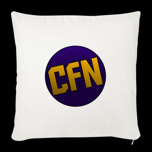 CFN - Sofa pillowcase 17,3'' x 17,3'' (45 x 45 cm)