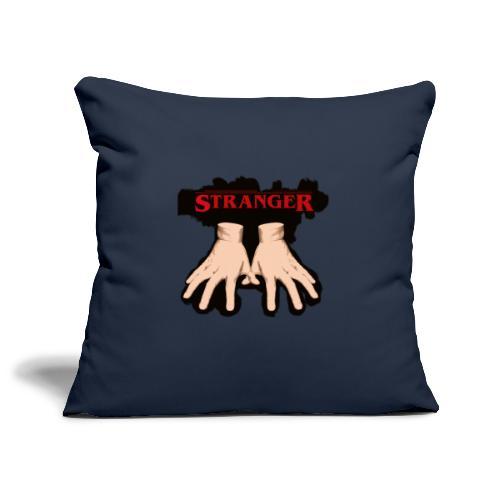 Stranger 'Addams Family' Things - Sofa pillowcase 17,3'' x 17,3'' (45 x 45 cm)