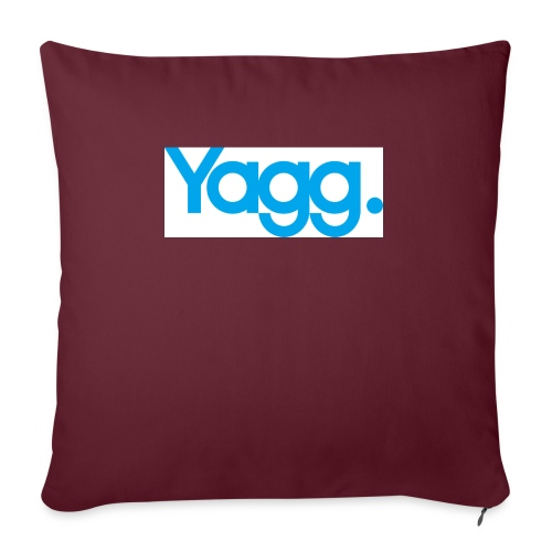 yagglogorvb - Housse de coussin décorative 45x 45cm