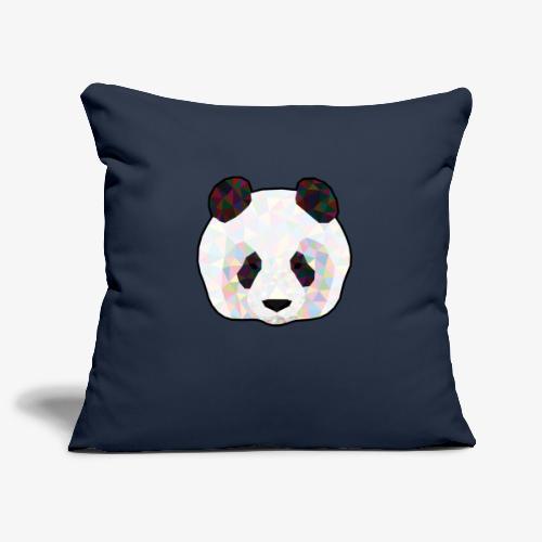Panda - Housse de coussin décorative 45x 45cm