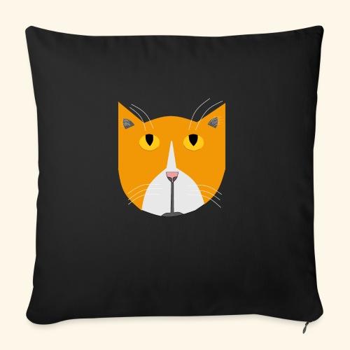 Hieno kissa - Sohvatyynyn päällinen 45 x 45 cm