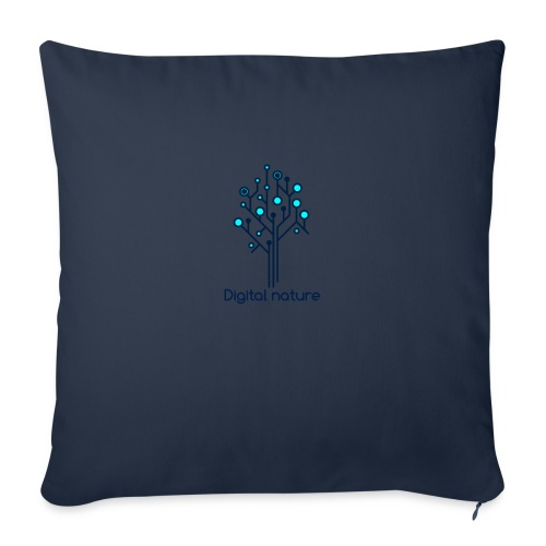 Gaming logo - Sofa pillowcase 17,3'' x 17,3'' (45 x 45 cm)