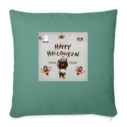 helloween 10 - Sofa pillowcase 17,3'' x 17,3'' (45 x 45 cm)