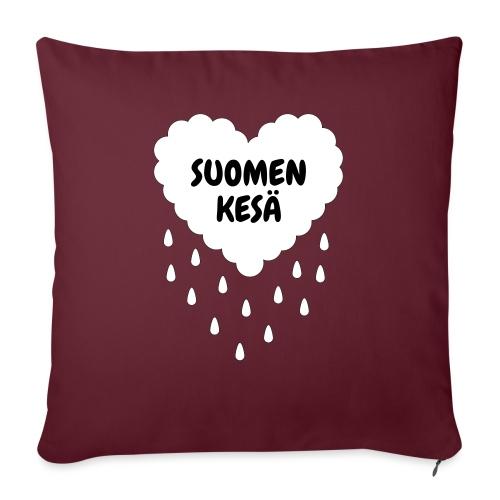 Suomen kesä - Sohvatyynyn päällinen 45 x 45 cm