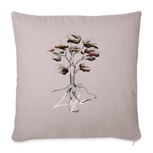 Notre mère Nature - Housse de coussin décorative 45x 45cm