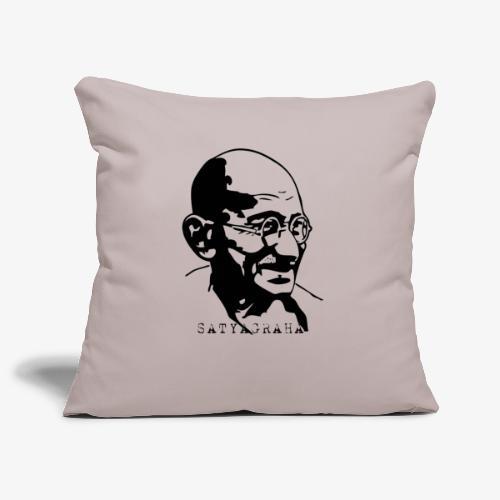 Gandhi Satyagraha - Soffkuddsöverdrag, 45 x 45 cm
