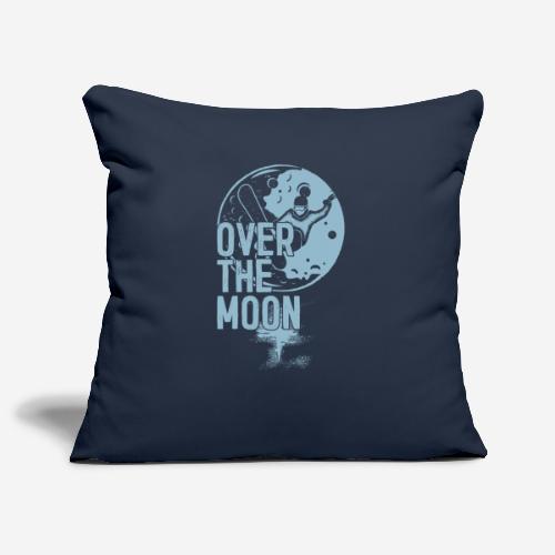 Over the moon - Poszewka na poduszkę 45 x 45 cm