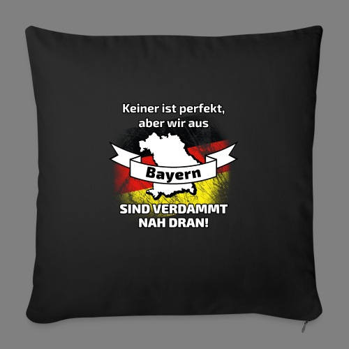 Perfekt Bayern - Sofakissenbezug 44 x 44 cm