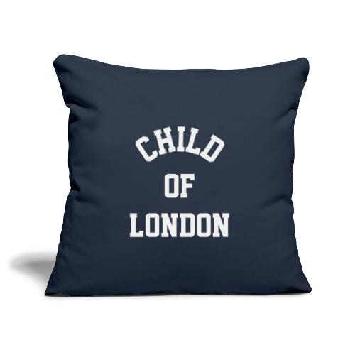 Child of LONDON 70tees - Sofakissenbezug 44 x 44 cm