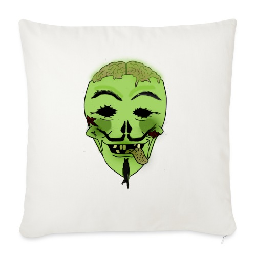 Guy Fakes - Sofa pillowcase 17,3'' x 17,3'' (45 x 45 cm)