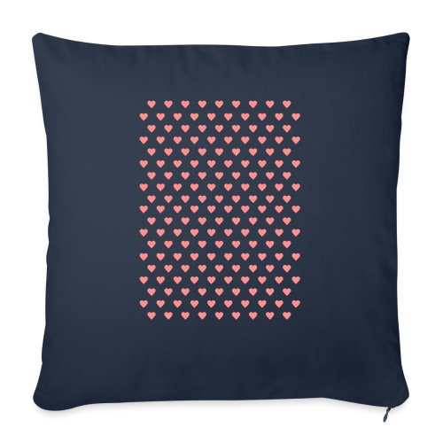 wwwww - Sofa pillowcase 17,3'' x 17,3'' (45 x 45 cm)