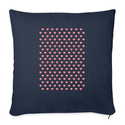 wwwww - Sofa pillowcase 17,3'' x 17,3'' (45 x 45 cm)