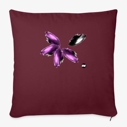 Sembran petali ma è l'aurora boreale - Copricuscino per divano, 45 x 45 cm