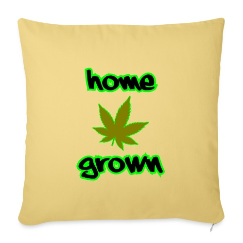 Home Grown - Sofa pillowcase 17,3'' x 17,3'' (45 x 45 cm)