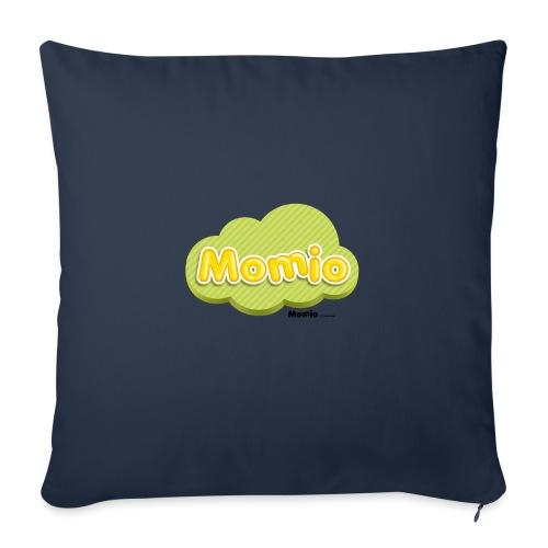 Momio-logo - Sofaputetrekk 45 x 45 cm
