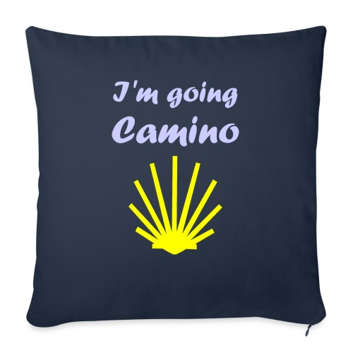 Going Camino - Pudebetræk 45 x 45 cm