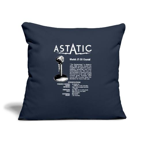 Astatic JT-30 Specs - Sofa pillowcase 17,3'' x 17,3'' (45 x 45 cm)