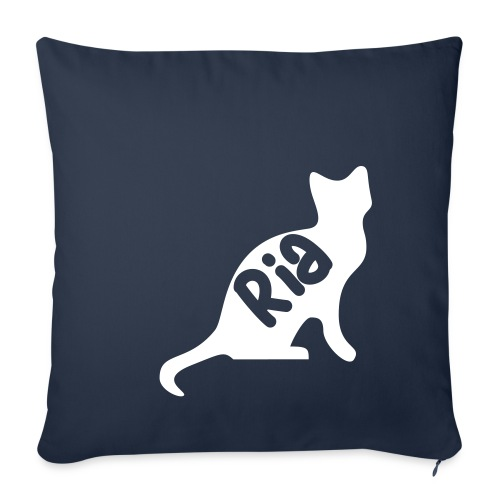Team Ria Cat - Sofa pillowcase 17,3'' x 17,3'' (45 x 45 cm)