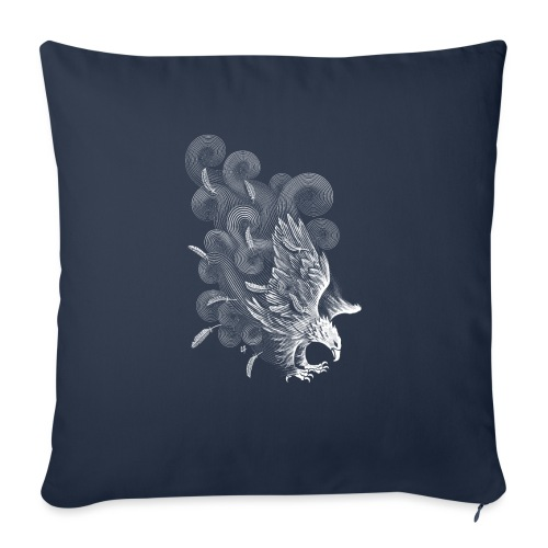 Windy Wings - Sofa pillowcase 17,3'' x 17,3'' (45 x 45 cm)