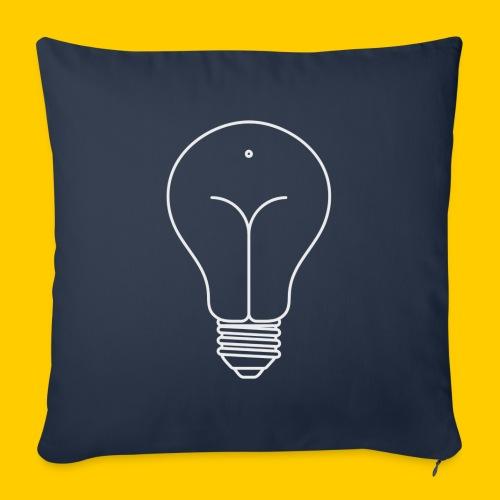 Mother bulb - Soffkuddsöverdrag, 45 x 45 cm