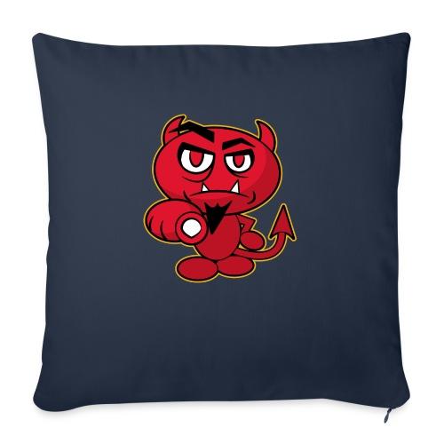 Monster Devil - Sofa pillowcase 17,3'' x 17,3'' (45 x 45 cm)