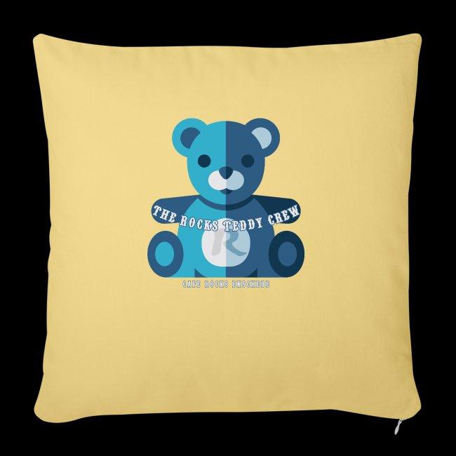 Rocks Teddy Bear - Blue