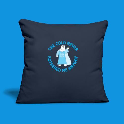 Cold Bear - Sofa pillowcase 17,3'' x 17,3'' (45 x 45 cm)