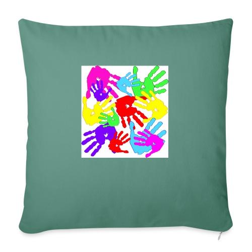 pastrocchio2 - Copricuscino per divano, 45 x 45 cm