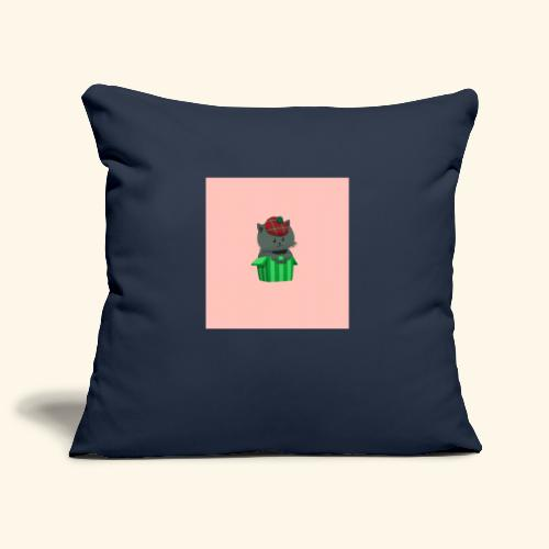 HCP custo 7 - Sofa pillowcase 17,3'' x 17,3'' (45 x 45 cm)