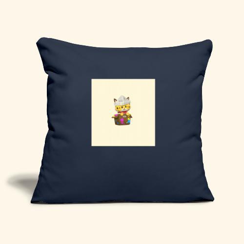 HCP custo 6 - Sofa pillowcase 17,3'' x 17,3'' (45 x 45 cm)