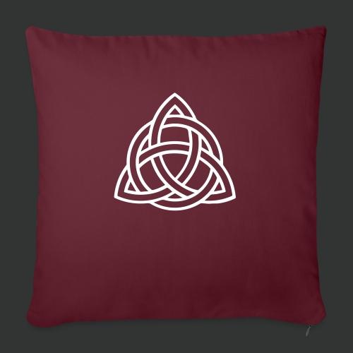 Celtic Knot — Celtic Circle - Sofa pillowcase 17,3'' x 17,3'' (45 x 45 cm)