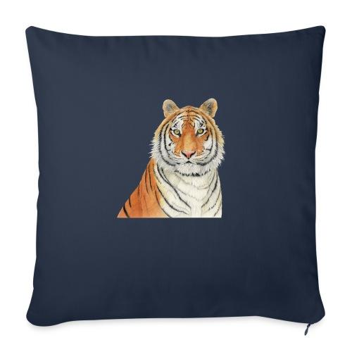 Tigre,Tiger,Wildlife,Natura,Felino - Copricuscino per divano, 45 x 45 cm