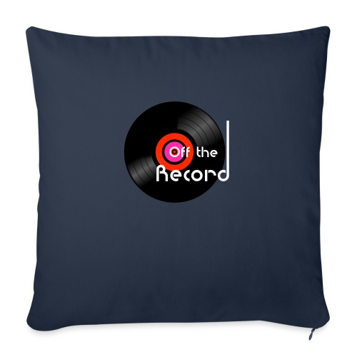 Off the Record - Sohvatyynyn päällinen 45 x 45 cm