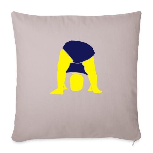 baby cabeca - Sofa pillowcase 17,3'' x 17,3'' (45 x 45 cm)