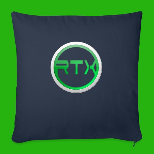 Logo Shirt - Sofa pillowcase 17,3'' x 17,3'' (45 x 45 cm)