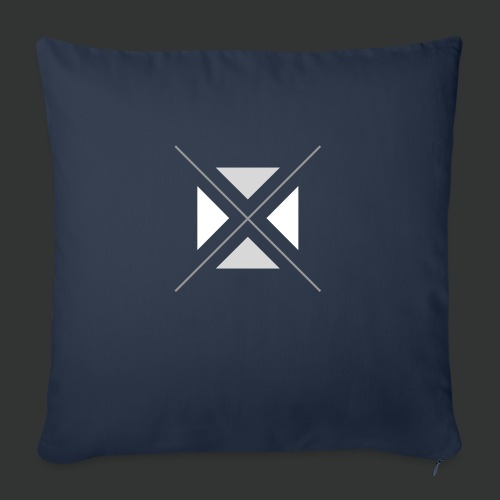 triangles-png - Sofa pillowcase 17,3'' x 17,3'' (45 x 45 cm)
