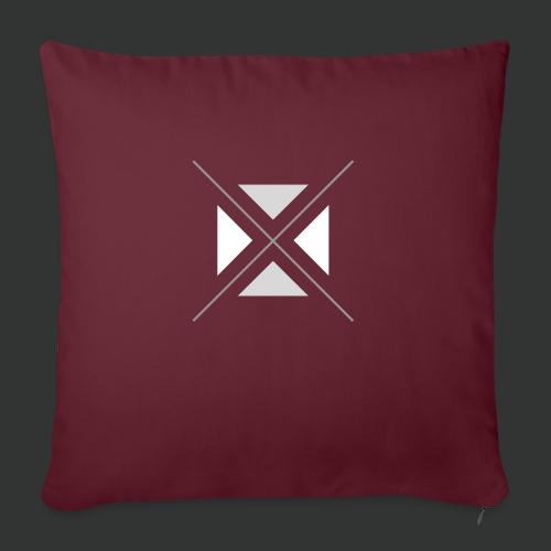 hipster triangles - Sofa pillowcase 17,3'' x 17,3'' (45 x 45 cm)