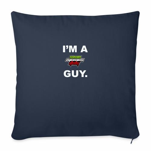 I'm a WMItaly guy! - Copricuscino per divano, 45 x 45 cm