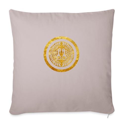 Ikko Ikki Mon Japanese clan - Sofa pillowcase 17,3'' x 17,3'' (45 x 45 cm)