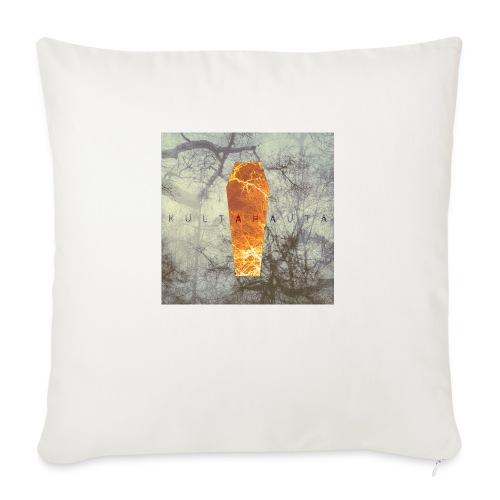 Kultahauta - Sofa pillowcase 17,3'' x 17,3'' (45 x 45 cm)
