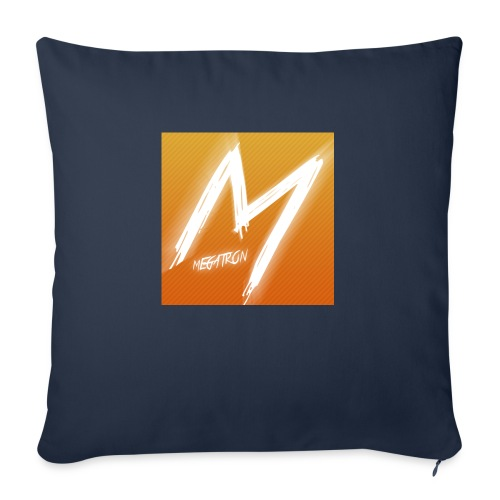 MegaTaza - Sofa pillowcase 17,3'' x 17,3'' (45 x 45 cm)