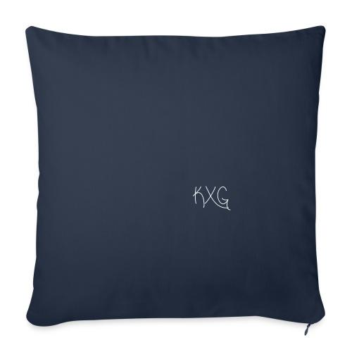 KXGlogo png - Sierkussenhoes, 45 x 45 cm
