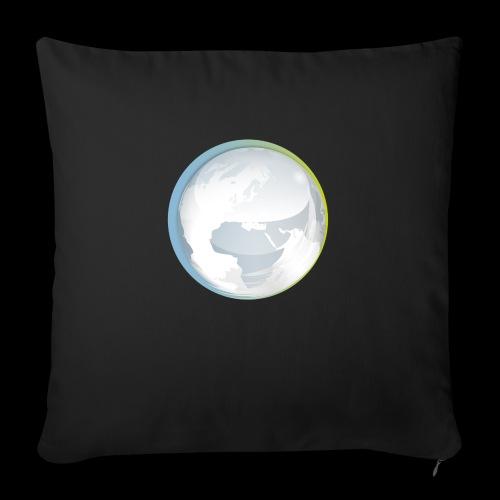 PTS logo new15 beeldmerkS png - Sofa pillowcase 17,3'' x 17,3'' (45 x 45 cm)