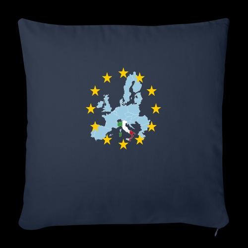 EU Italia (EU Italien) - Sofakissenbezug 44 x 44 cm