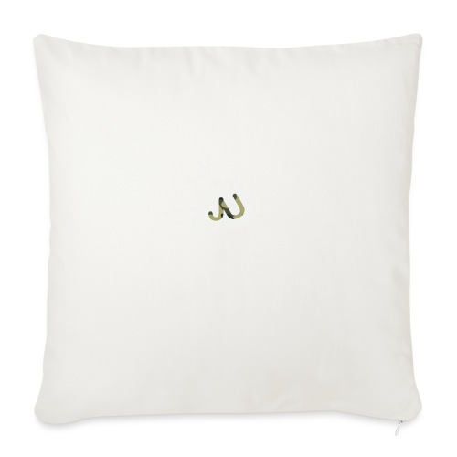 logo2 6 pinkki - Sohvatyynyn päällinen 45 x 45 cm