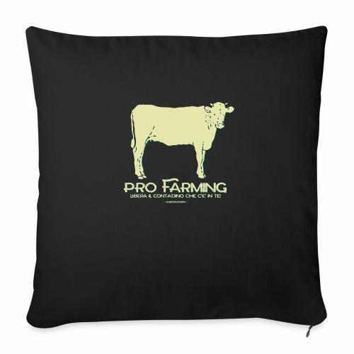 PRO Farming - Copricuscino per divano, 45 x 45 cm