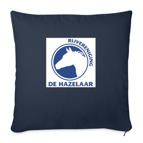 LgHazelaarPantoneReflexBl - Sierkussenhoes, 45 x 45 cm